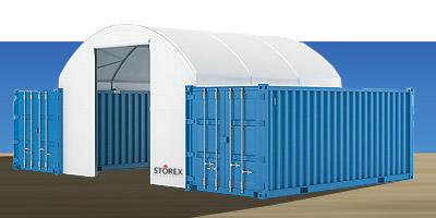 konteinerines stogines STOREX
