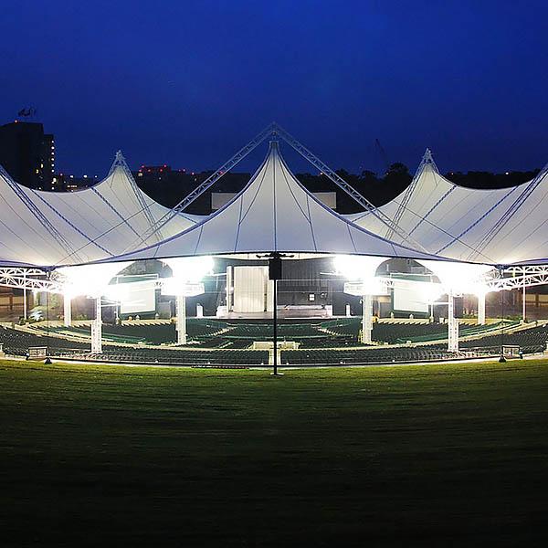 Tentiniai pavilijonai