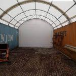 Storex konteinerines stogines
