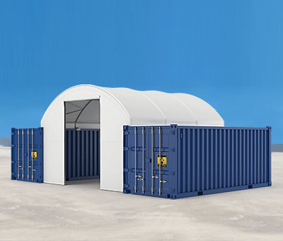 tentines stogines konteineriams